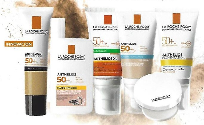 Anthelios Mineral ONE 50+ con color
